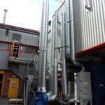 Dust and fume extraction equipment