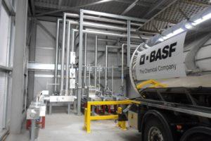 BASF Tanker