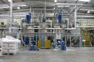 Caswell adhesives plant