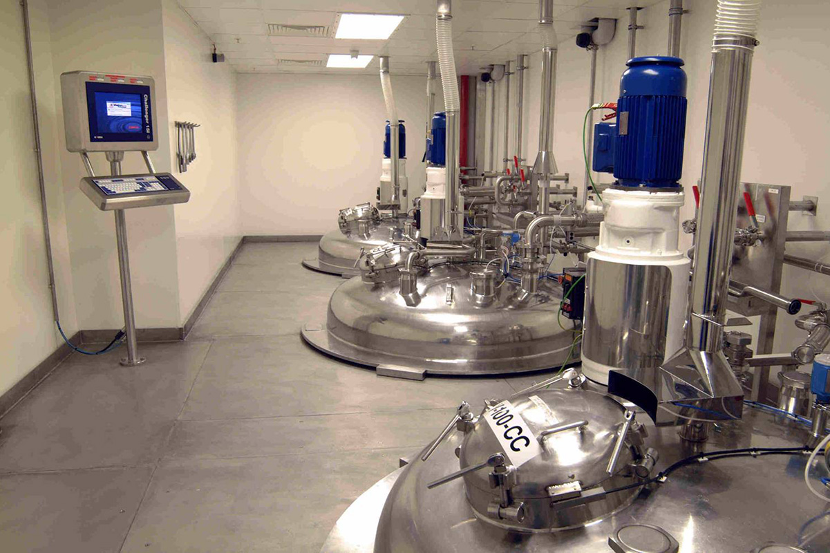 Cleanroom Automation