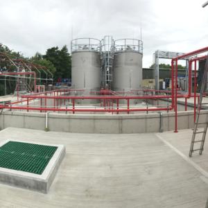 Sprinkler system pipework installation
